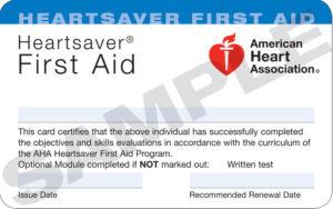 Heartsaver-First-Aid-Card